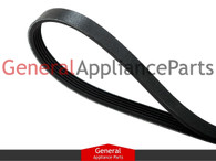ClimaTek Dryer Belt Replaces Kenmore Amana Maytag Admiral Whirlpool Crosley Inglis # 661570