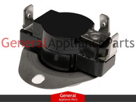 ClimaTek Dryer Limit Switch Replaces Crosley Admiral MagicChef Norge Maytag Hoover JennAir # 53-1107