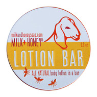 Milk & Honey Lotion Bar