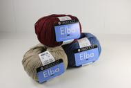 Worsted weight, machine wash, cotton tape from Berroco