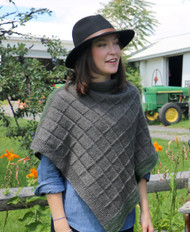 A Walk in the Wood Poncho