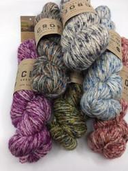 The Croft Shetland Tweed