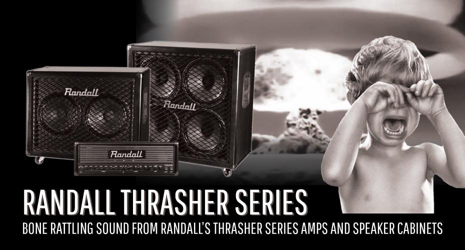 Randall Thrasher Amps
