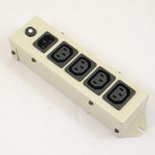 806349-001P POWER STRIP, 4-IEC 320, 10 A, 250V