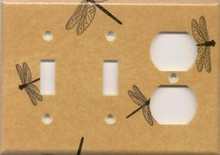Dragonfly - Triple Combo Switch & Switch & Outlet