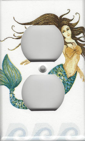 Mermaid - Brunette - Outlet