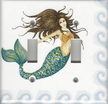 Mermaid - Brunette - Double Switch
