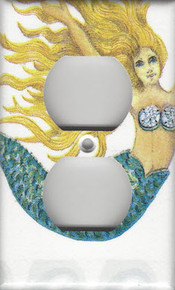 Mermaid - Blonde - Outlet