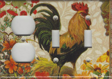 Fall Rooster Triple Combo Outlet & Switch & Switch