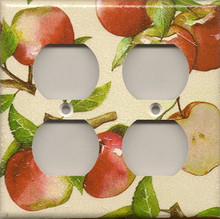 Apples - Double Combo Outlets