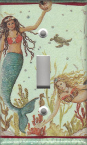Mermaid Single Switch