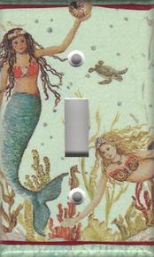 Mermaid Single Switch