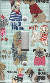 Lots of Dogs Single Switch