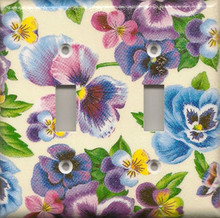 Lots of Pansies - Double Switch