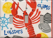 Lobsters, Oysters, & Clams - Oh My! - Triple Switch