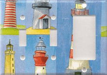 Many Lighthouses - Triple Combo Switch & Switch & GFI