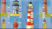 Many Lighthouses - Quadruple Switch