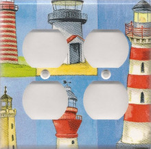 Many Lighthouses - Double Combo Outlet