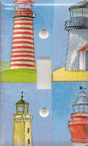 Many Lighthouses - Single Switch