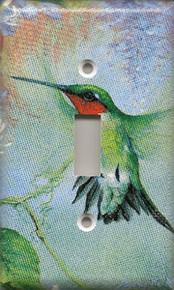 Hummingbird - Single Switch