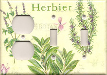 Herbs - Triple Combo Outlet & Switch & Switch 988a-TCOSS