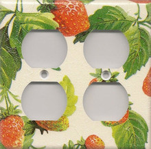 Strawberries - Double Combo Outlet
