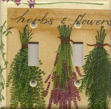 Herbs & Flowers - Double Switch