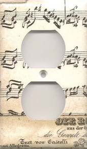 Musical Notes - Outlet