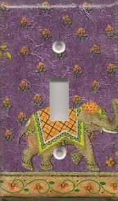 Purple Elephant - Single Switch
