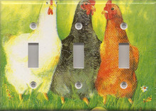 Three Chickens - Triple Switch