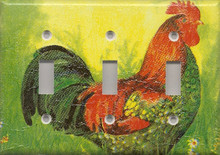 Red Rooster - Triple Switch