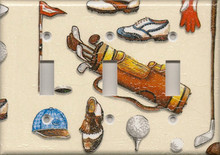 Golf - Triple Switch