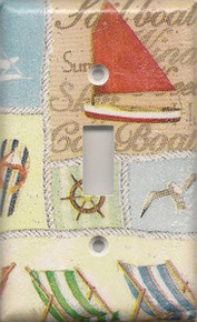 Beachy Things - Single Switch 1238bS