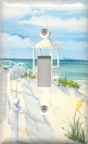 Beach Gazebo - Single Switch