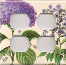 Purple Hydrangea - Double Combo Outlet