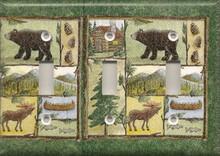 Bear & Moose - Triple Switch