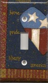 Americana Liberty A - Single Switch