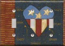 Americana Liberty - Triple Switch