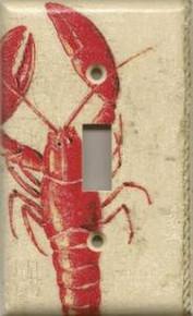Lobster - Cream - Single Switch