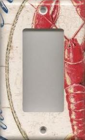 Lobster - White - GFI/Rocker