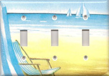 Beach Chair - Triple Switch