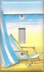 Beach Chair - Single Switch