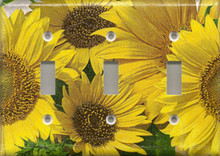 Sunflower - Triple Switch