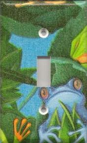 Frogs - Single Switch