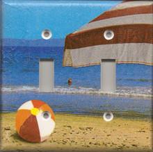 Beach Umbrella - Double Switch