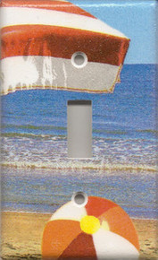 Beach Umbrella - Single Switch