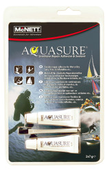 McNett Aquasure Urethane Repair Adhesive & Sealant Twin 7g Pack
