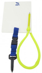 IST Small Detachable Scuba Diving Slate With Pencil