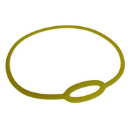 Lumb Bros Scuba Diving Yellow Octopus Retaining Necklace Loop.