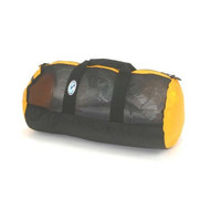 "Stahlsac Mesh Duffel Bag - 22"" with Yellow Trim"